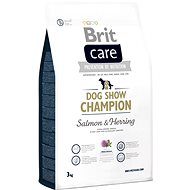 Brit Care dog show champion 3 kg - Granule pro psy