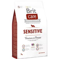 Brit Care grain-free sensitive 3kg - Granule pro psy