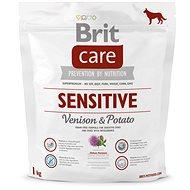 Brit Care grain-free sensitive 1kg - Granule pro psy