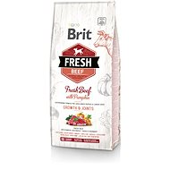 Brit Fresh Beef with Pumpkin Puppy Large 12kg - Kibble for Puppies