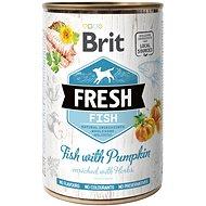 Brit Fresh Fish with pumpkin 400 g - Konzerva pro psy