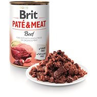 Brit Paté & Meat Beef 400g - Canned Dog Food