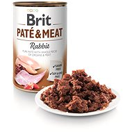 Brit Paté & Meat Rabbit 400 g