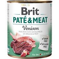 Brit Paté & Meat Venison 800 g
