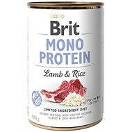Brit Mono Protein lamb & brown rice 400 g
