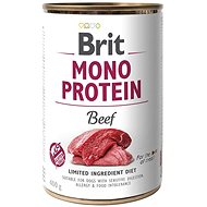 Brit Mono Protein Beef 400g - Canned Dog Food