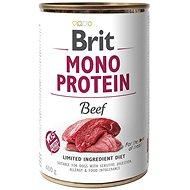 Brit Mono Protein beef 400 g  - Konzerva pro psy