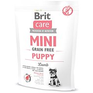 Brit Care mini grain free puppy lamb 400 g - Granule pro štěňata