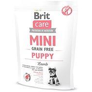 Brit Care mini grain free puppy lamb 400 g - Granule pro štěňata