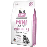 Brit Care mini grain free yorkshire 2 kg - Granule pro psy