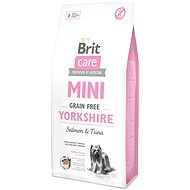 Brit Care mini grain free yorkshire 7 kg - Granule pro psy