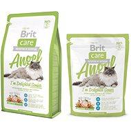 Brit Care Cat Angel I´m Delighted Senior 2 kg + 0,4 kg - Sada krmiva