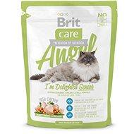 Brit Care Cat Angel I´m Delighted Senior 0,4kg - Granule pro kočky