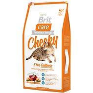 Brit Care Cat Cheeky I´m Living Outdoor 7kg - Granule pro kočky