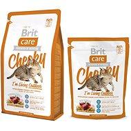 Brit Care Cat Cheeky I´m Living Outdoor 2 kg + 0,4 kg zdarma - Sada krmiva