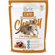 Brit Care Cat Cheeky I´m Living Outdoor 0,4kg - Granule pro kočky
