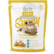 Brit Care Cat Sunny I´ve Beautiful Hair 0,4kg - Granule pro kočky