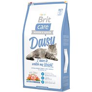Brit Care Cat Daisy I´ve to control my Weight 7kg - Granule pro kočky