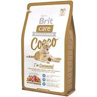 Brit Care Cat Cocco I´m Gourmand 2kg - Granule pro kočky