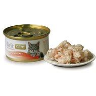 Brit Care Cat Chicken Breast 80 g - Konzerva pro kočky