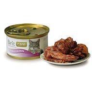 Brit Care Cat Tuna & Salmon 80 g - Konzerva pro kočky