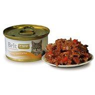Brit Care Cat Tuna, Carrot & Pea 80 g - Konzerva pro kočky