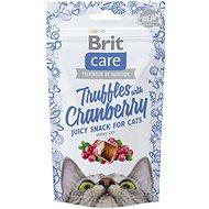 Pamlsky pro kočky Brit Care Cat Snack Truffles Cranberry 50 g - Pamlsky pro kočky