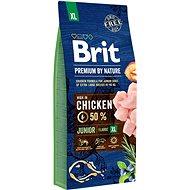Brit Premium by Nature Junior XL 15 kg - Granule pro psy