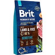 Brit Premium by Nature Sensitive Lamb 8 kg - Granule pro psy