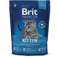 Brit Premium Cat Kitten 300 g - Granule pro koťata