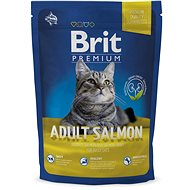 Granule pro kočky Brit Premium Cat Adult Salmon 1,5 kg - Granule pro kočky