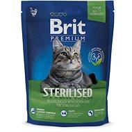 Brit Premium Cat Sterilised 300 g - Granule pro kočky