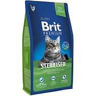 Brit Premium Cat Sterilised 8 kg - Granule pro kočky