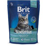 Brit Premium Cat Sensitive 300 g - Granule pro kočky