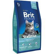 Brit Premium Cat Sensitive 8 kg - Granule pro kočky