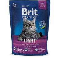 Brit Premium Cat Light 300 g - Granule pro kočky