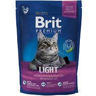 Brit Premium Cat Light 800 g - Granule pro kočky
