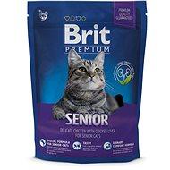 Brit Premium Cat Senior 300 g - Granule pro kočky