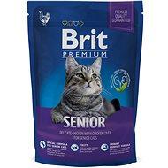 Brit Premium Cat Senior 800 g - Granule pro kočky
