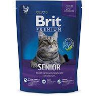 Brit Premium Cat Senior 1,5 kg - Granule pro kočky
