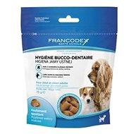 Francodex pochoutka Breath Dental pes 75g - Pamlsky pro psy