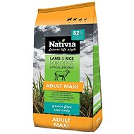 Nativia Adult Maxi Lamb & Rice 15kg - Kibble for Dogs