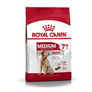 Royal Canin medium adult 7+ 15 kg - Granule pro psy