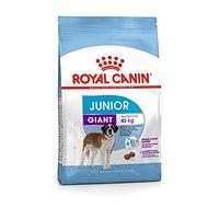 Royal Canin giant junior 15 kg - Granule pro štěňata