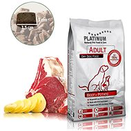 Platinum Natural Beef with Potatoes 5kg - Kibble for Dogs