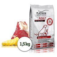 Platinum Natural Beef with Potatoes 1.5kg - Kibble for Dogs