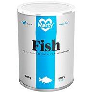 MARTY Essential pro kočky 100% maso - rybí 400 g