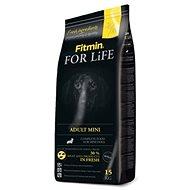 Fitmin dog For Life Adult Mini – 15 kg - Granule pro psy