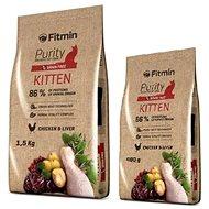 Fitmin cat Purity Kitten - 1,5 kg + 400 g zdarma - Sada