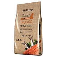 Fitmin cat Purity Indoor - 1,5 kg - Granule pro kočky